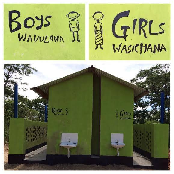 School toilets